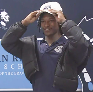 After An 18 Month Wait, James Is Ready To Play For ODU