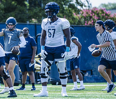 Tyran Hunt Hoping To Cook Up Something Special For ODU