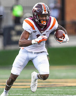 This Year's VT Corps Of Receivers Could Surprise Everyone