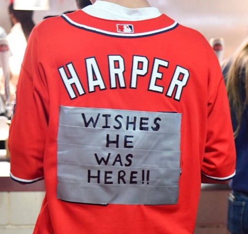 It's Time To Let Go Of All This Bryce Harper Bashing