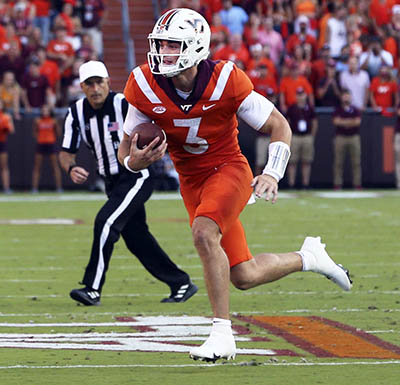 Hokie Offense Is Going To Need To Take More Deep Shots