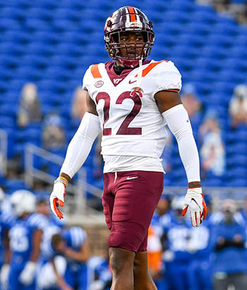 UNC Game Will Be Excellent Test For Virginia Tech Secondary
