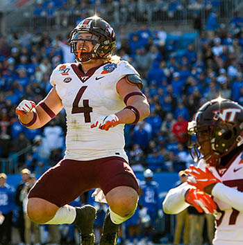 This Is The Season For Dax Hollifield To Realize His Potential