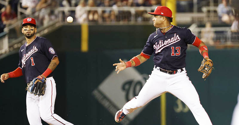 Injuries Highlight Nationals' Depth, Roster Construction