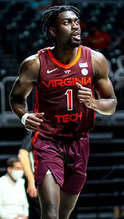 Hokies Won't Get To See What Bamisile Could Have Become