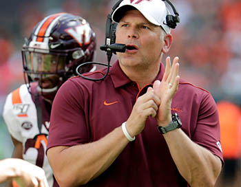Maybe Justin Fuente Isn't Virginia Tech's Biggest Problem