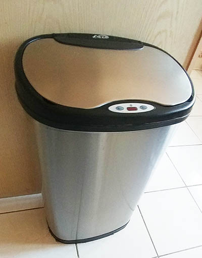 The Little Trash Can Who Could, Actually Did....