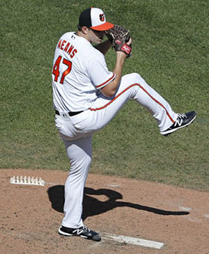 Orioles Pitching Has Thus Far Exceeded Expectations