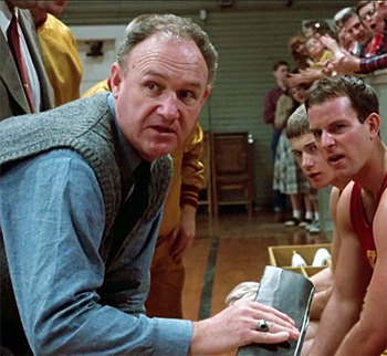 Coach Norman Dale, er, Mike Young Focused Only On Florida