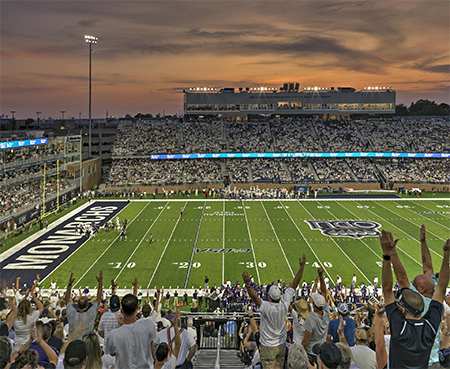 There Will Finally Be Football At Ballard Stadium For ODU