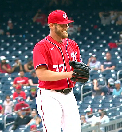 Nats Have Their Moments, But Lose 2 Of 3 To Braves