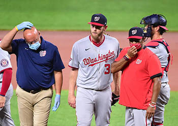 Injuries Have Become A Pattern for Nats' Pitching Staff