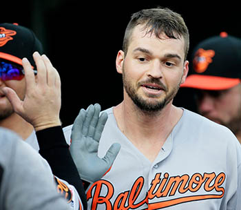 Orioles Better Not Be Thinking About Trading Trey Mancini