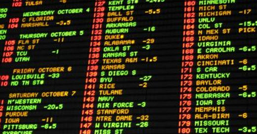 How Do The Oddsmakers In Las Vegas Know?